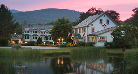 Vermont resorts, Hawk Inn