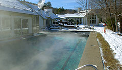 Hawk has Vermont's first year-round, heated outdoor swimming pool